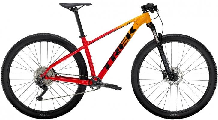 Велосипед Trek Marlin 7 Orange/Red 2021