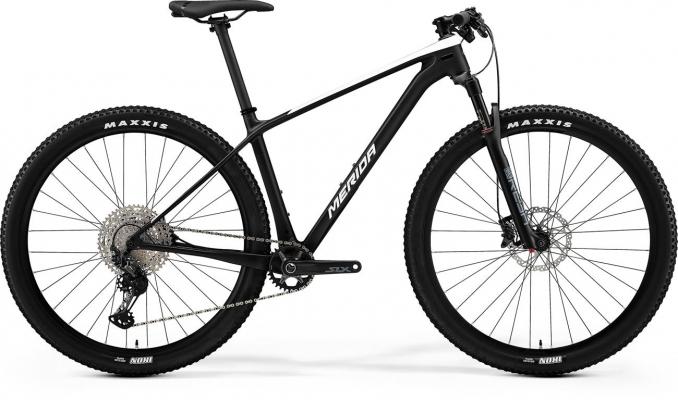 Велосипед Merida BIG.NINE 5000 wht/blk 2021