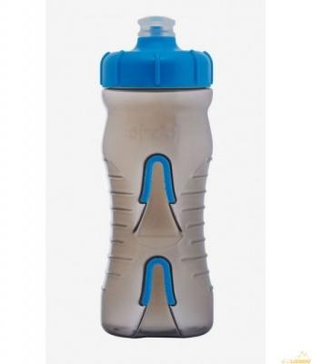 Фляга 0,6 Fabric CAGELESS BOTTLE, BKL (дымчатая с синим)