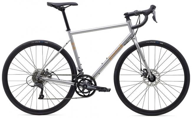 Велосипед Marin Nicasio 1 (Silver) 2021
