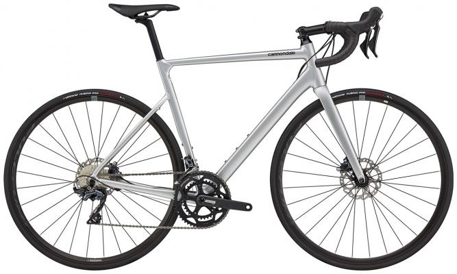 Велосипед Cannondale CAAD13 Disc Ultegra (Mercury) 2021
