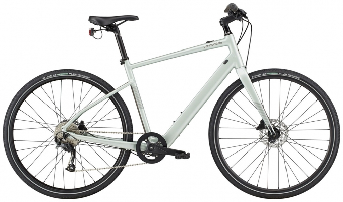 Велосипед Cannondale Quick NEO 2 SL 2021