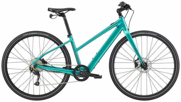 Велосипед Cannondale Quick NEO 2 SL Remixte 2021