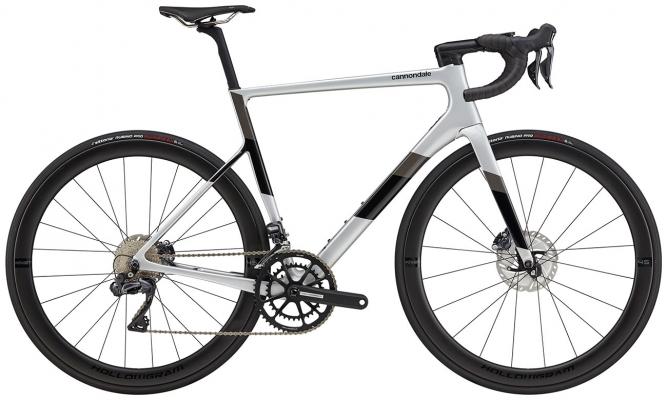 Велосипед Cannondale SuperSix EVO Carbon Disc Ultegra Di2 2021