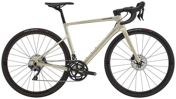 Велосипед Cannondale SuperSix EVO Carbon Disc Women's Ultegra 2021