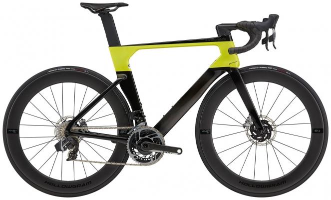 Велосипед Cannondale SystemSix Hi-MOD Red eTap AXS 2021