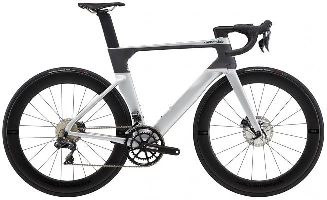 Велосипед Cannondale SystemSix Hi-Mod Ultegra Di2 (Mercury) 2021