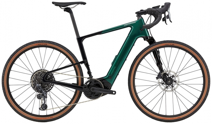 Велосипед Cannondale Topstone Neo Carbon 1 Lefty 2021
