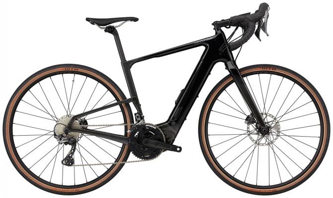 Велосипед Cannondale Topstone Neo Carbon 2 2021