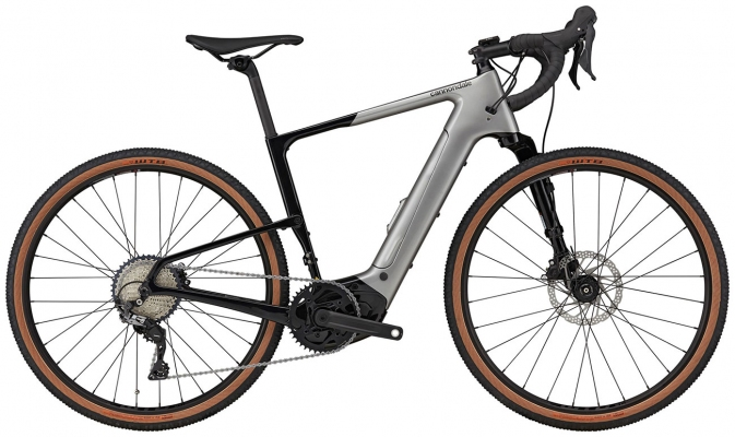 Велосипед Cannondale Topstone Neo Carbon 3 Lefty 2021