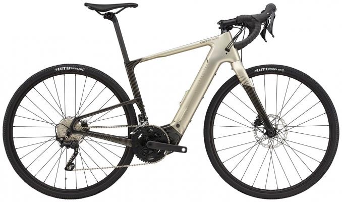 Велосипед Cannondale Topstone Neo Carbon 4 2021