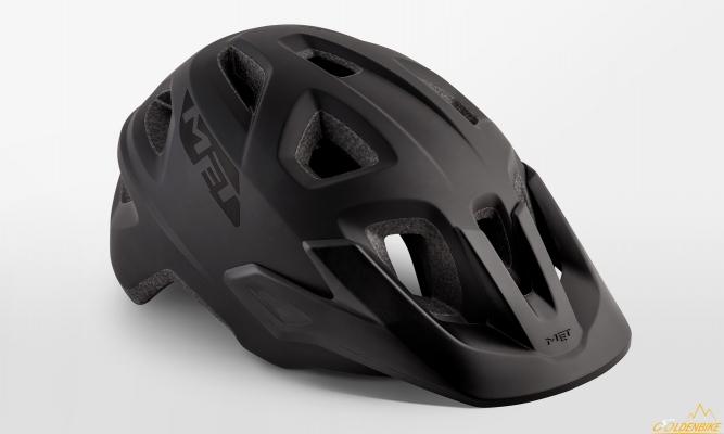 Шлем MET Echo Black | Matt Glossy