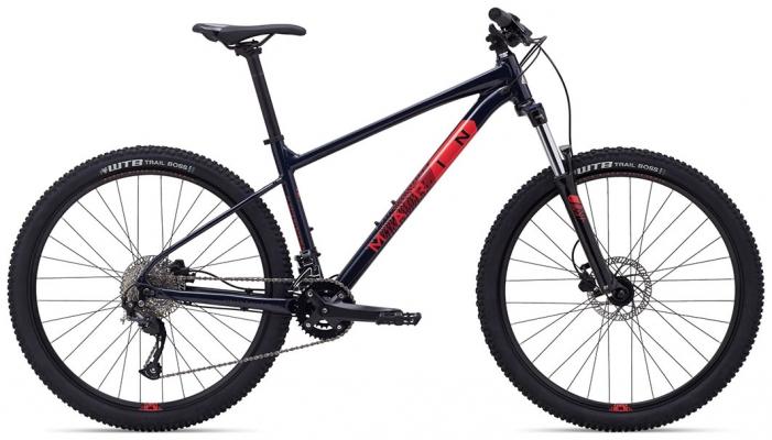 Велосипед Marin Bobcat Trail 4 (Blue) 2021