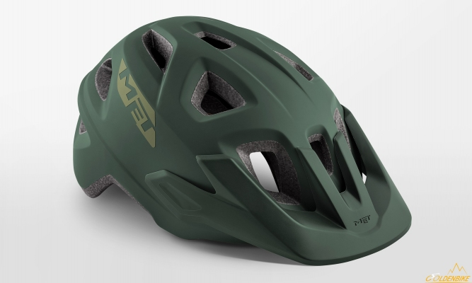 Шлем MET Echo Army Green   Matt