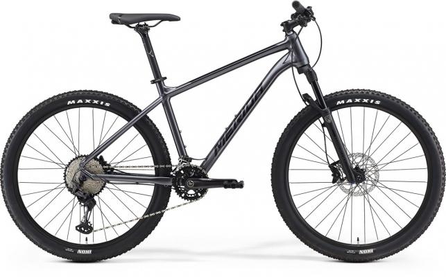 Велосипед Merida BIG.SEVEN XT2 anth/blk 2021