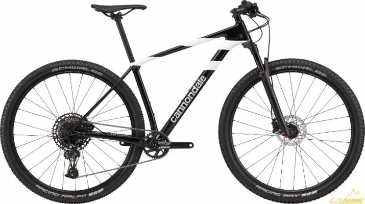 Велосипед Cannondale F-Si Crb 5 2020 BLK