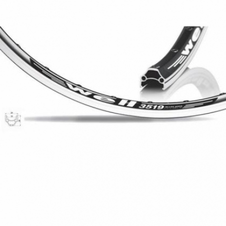 Обод Well 28(622x19) алюм,V-brake, 32спицы