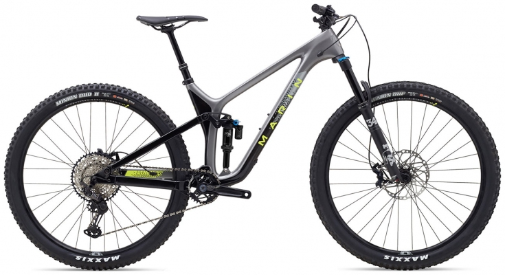 Велосипед Marin Rift Zone 29 Carbon 2 2021