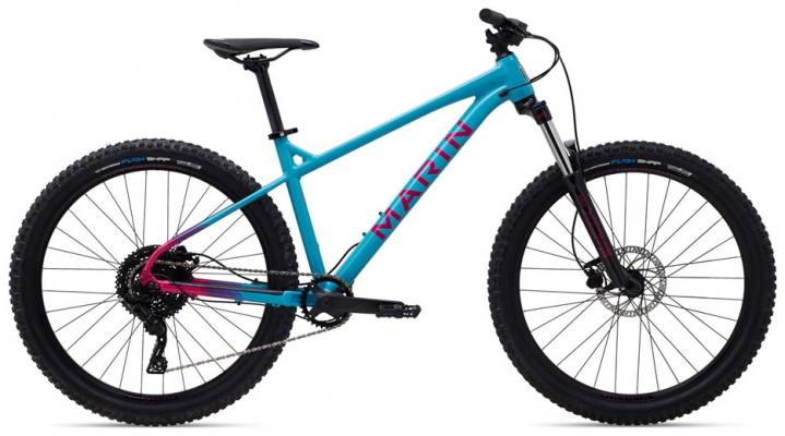 Велосипед Marin San Quentin 1 (Teal) 2021