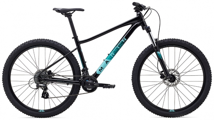 Велосипед Marin Wildcat Trail 3 (Black) 2021