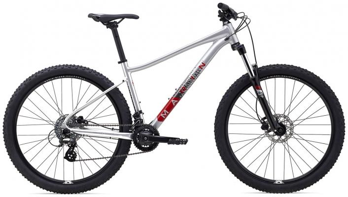 Велосипед Marin Wildcat Trail 3 (Silver) 2021
