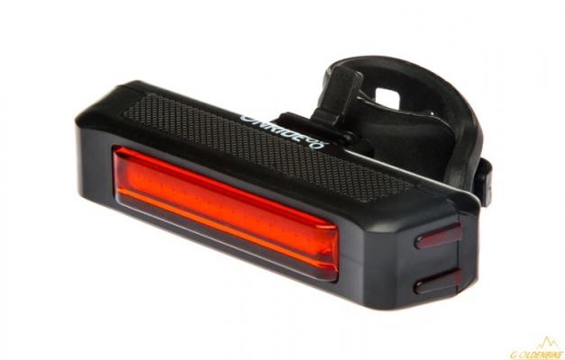 Мигалка задня ONRIDE Blaze USB габаритне світло