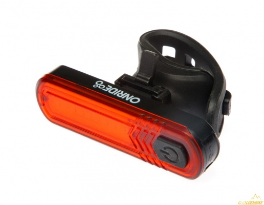 Мигалка задня ONRIDE Plato USB габаритне світло