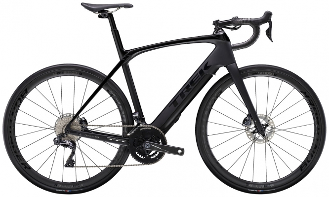 Велосипед Trek Domane+ LT 7 (Black) 2021