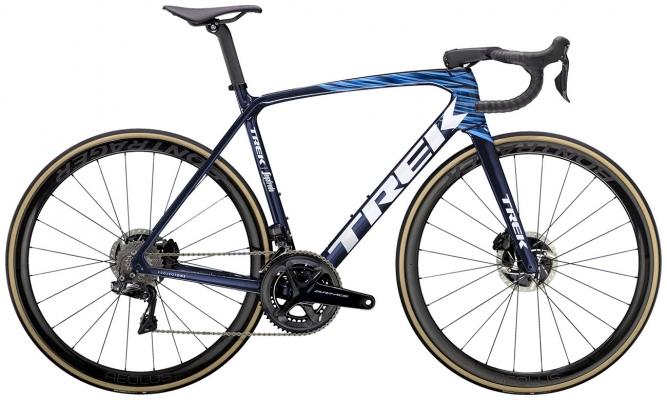 Велосипед Trek Emonda SLR 9 (Carbon/Blue) 2021