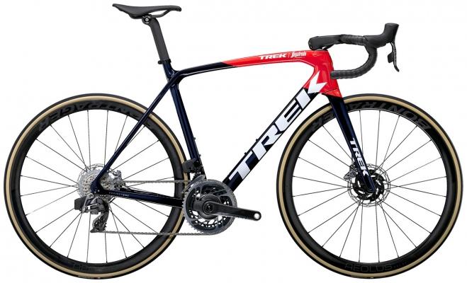 Велосипед Trek Emonda SLR 9 eTap (Carbon/Red) 2021