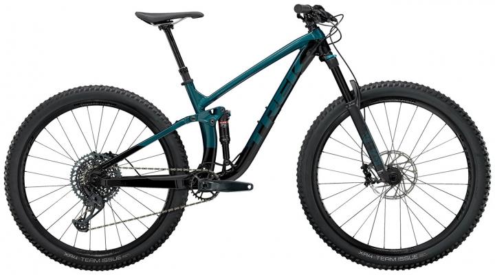 Велосипед Trek Fuel EX 8 GX (Aqua/Black) 2021