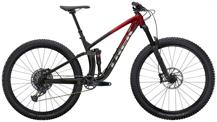 Велосипед Trek Fuel EX 8 GX (Red/Black) 2021