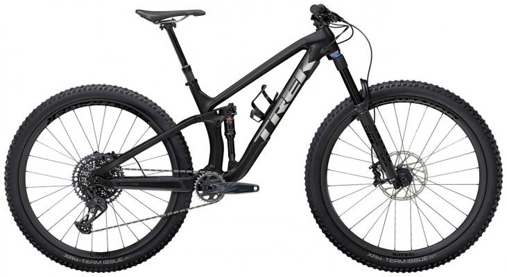 Велосипед Trek Fuel EX 9.8 GX (Carbon Smoke) 2021