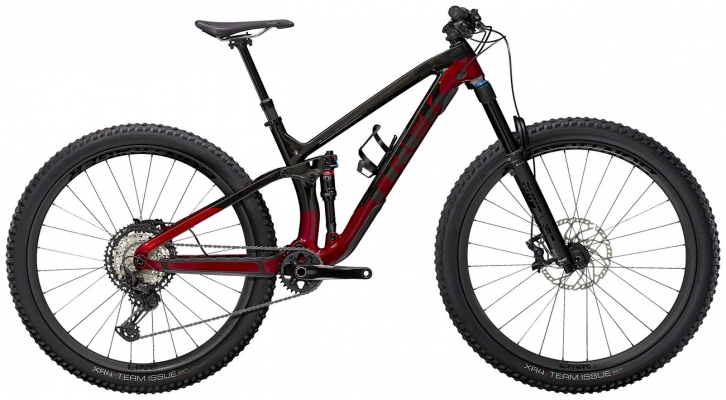 Велосипед Trek Fuel EX 9.8 XT (Carbon/Red) 2021