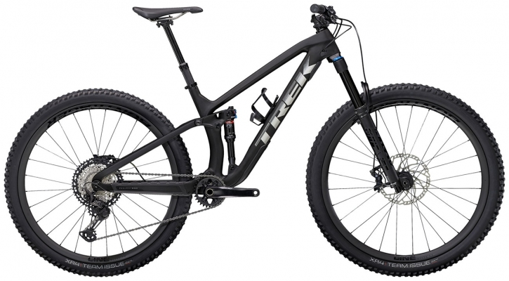Велосипед Trek Fuel EX 9.8 XT (Carbon Smoke) 2021