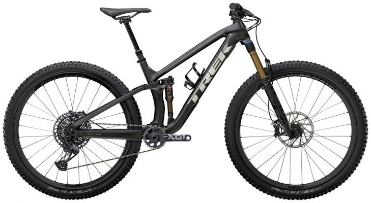 Велосипед Trek Fuel EX 9.9 XO1 (Carbon Smoke) 2021