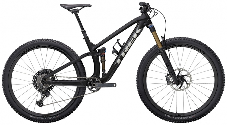 Велосипед Trek Fuel EX 9.9 XTR (Carbon Smoke) 2021