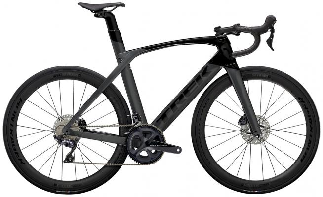 Велосипед Trek Madone SL 6 (Grey/Black) 2021