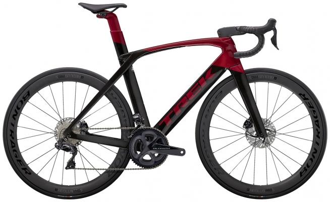 Велосипед Trek Madone SLR 7 (Carbon/Crimson) 2021