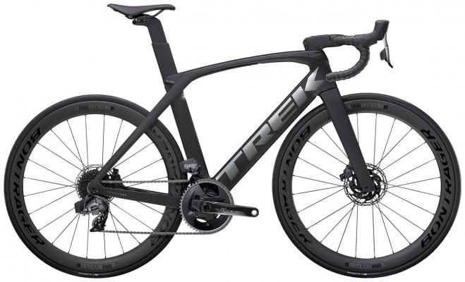 Велосипед Trek Madone SLR 7 eTap (Onyx) 2021