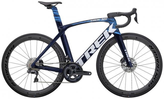 Велосипед Trek Madone SLR 7 (Navy/Blue) 2021