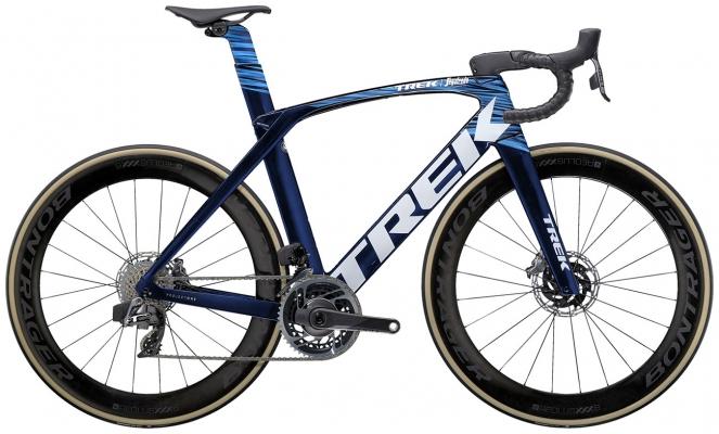Велосипед Trek Madone SLR 9 eTap (Navy/Blue) 2021