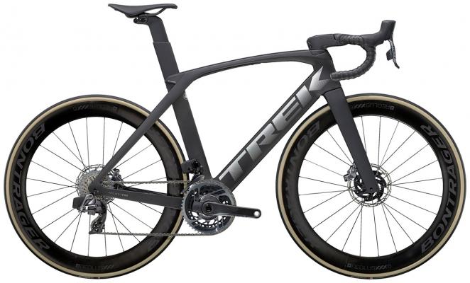 Велосипед Trek Madone SLR 9 eTap (Onyx) 2021