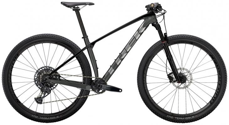 Велосипед Trek Procaliber 9.7 (Grey/Black) 2021