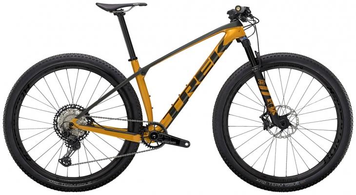 Велосипед Trek Procaliber 9.8 (Orange/Grey) 2021