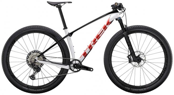 Велосипед Trek Procaliber 9.8 (White/Black) 2021