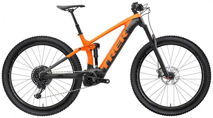 Велосипед Trek Rail 9 GX 2021