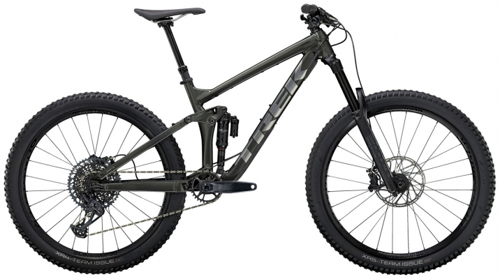 Велосипед Trek Remedy 8 (Grey) 2021
