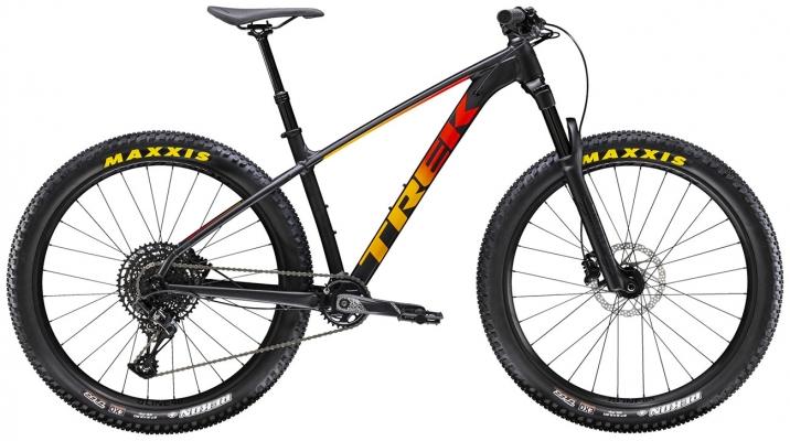 Велосипед Trek Roscoe 8 (Black) 2021