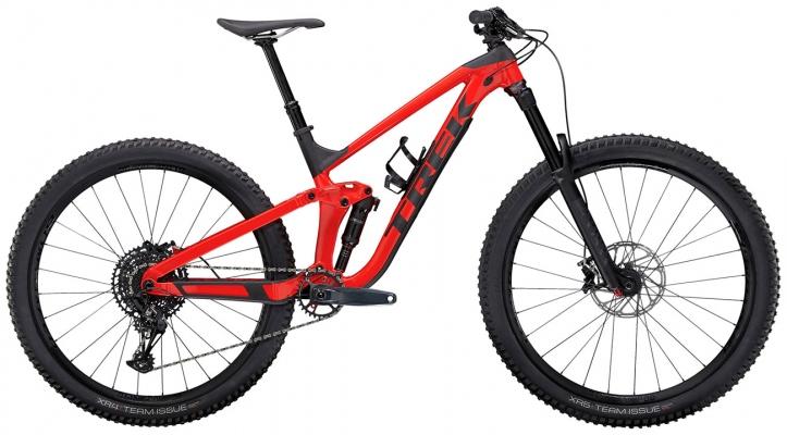Велосипед Trek Slash 7 (Red/Black) 2021